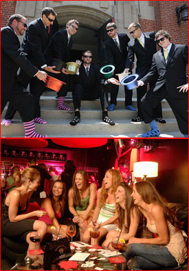 San Francisco Bachelor/Bachelorette Party Limousines & Party Buses