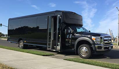 Party Bus Rentals San Francisco and the Bay Area