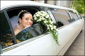 San Francisco Wedding Limousines & Party Buses
